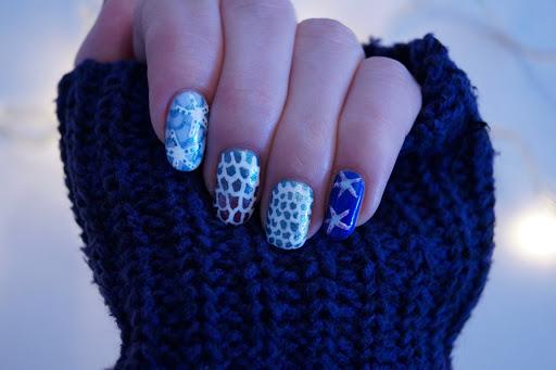 Nail art #mermaidnails
