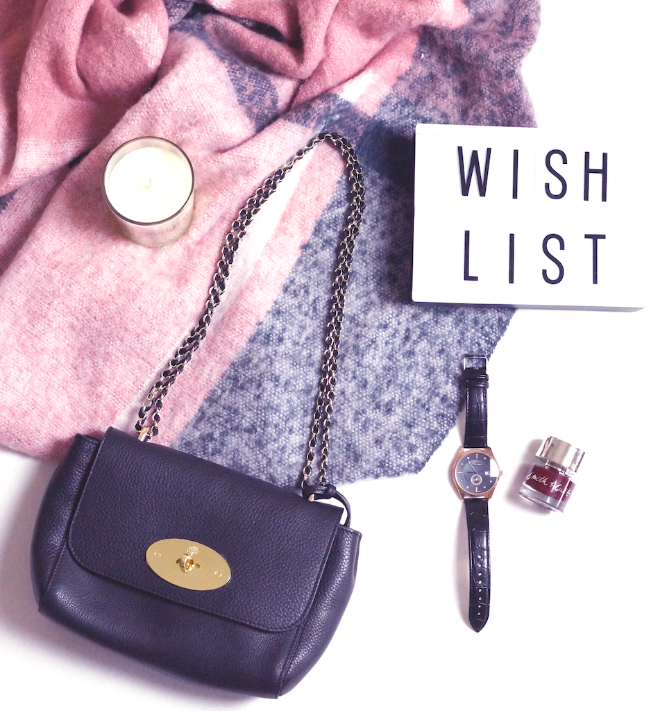 My current Wish List - the February Edition