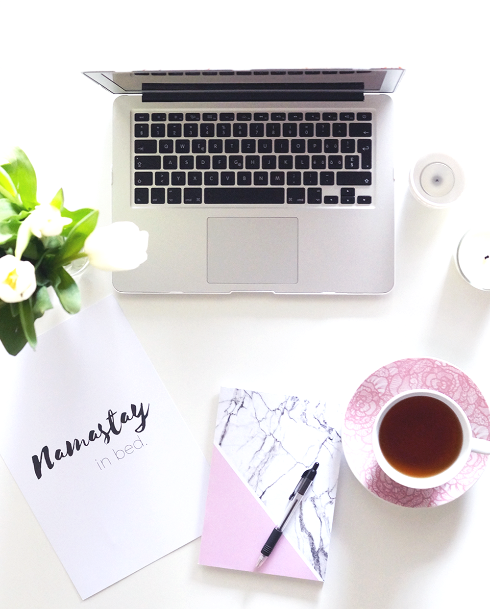 Blogging Behind the Scene or what to do when you're not writing a new post