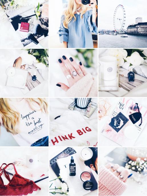 How I edit my Instagram Pics