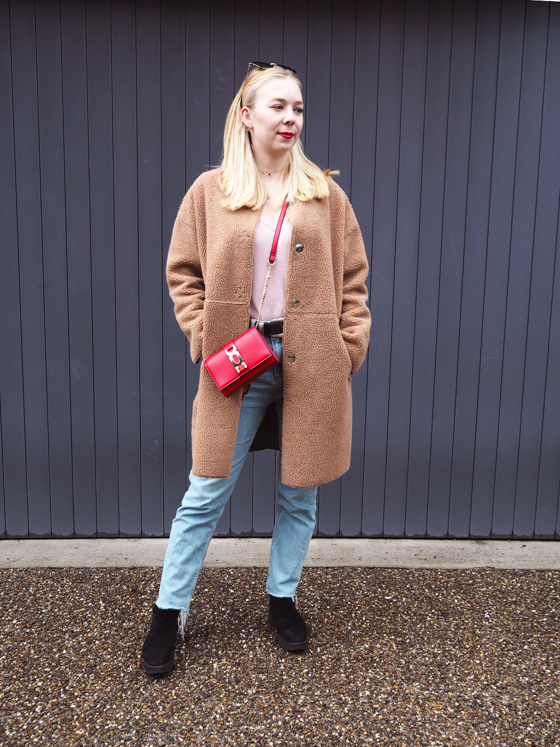 The Style Edit -The Teddy Coat