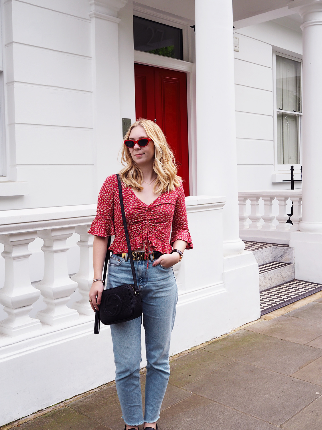 The Style Edit – All the Red